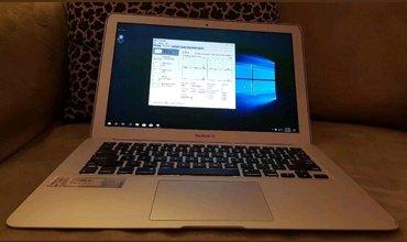 """Bakı şəhərində Apple Macbook Air 2011 13.3"""". İdeal vəziyyətdədir. Pul lazım- şəkil 4"""