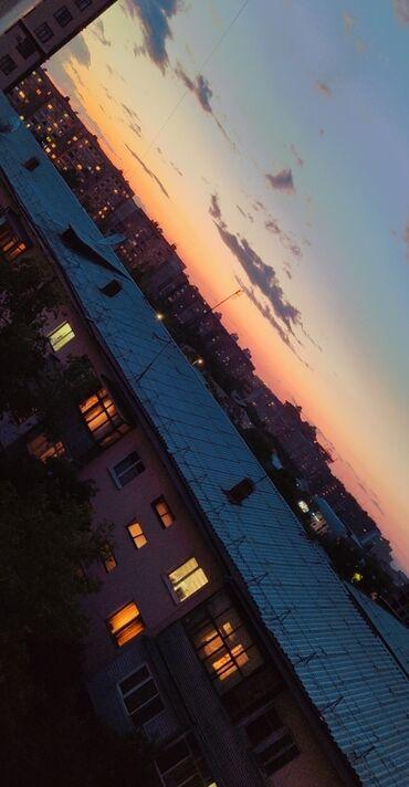 Долгосрочная аренда квартир - С мебелью - Бишкек: Нужна одна девушка с подселениям .  Итого двухкомнатная квартира на о