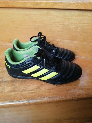 Patike sa kramponcicima za fudbal, Adidas, jako malo nosene, br. 34