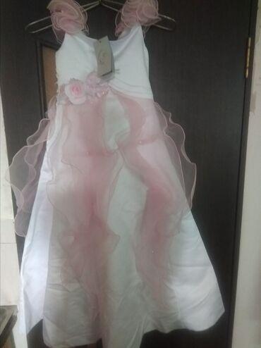 Платье новое на 9-10лет