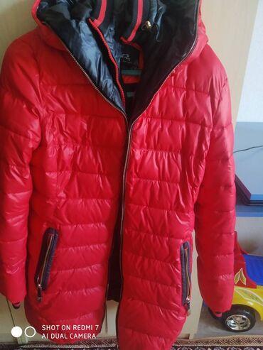 Личные вещи - Кара-Балта: Куртка зимняя  Новое турецкое пальто