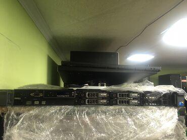 серверы 13 в Кыргызстан: Сервер dell r610 192gb  Xeon e5630 x2 Sas 10k 300gb x4