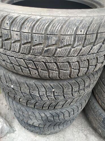 Продаю шины зимние 225-60-16 отличное состояние 90% протектора