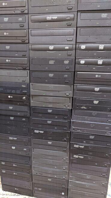 кабели и переходники для серверов minisas sata в Кыргызстан: Продаю DVD-ROM-RW, CD-R-RWприводы, подключение по IDE (ATA не SATA)