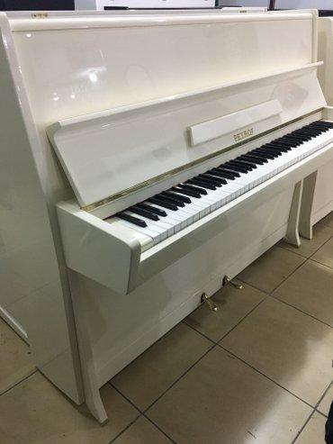 Bakı şəhərində Pianino
