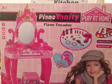 """Набор для Принцесс """"Трюмо пианино"""" Музыкальное. Мечта каждой девочки"""