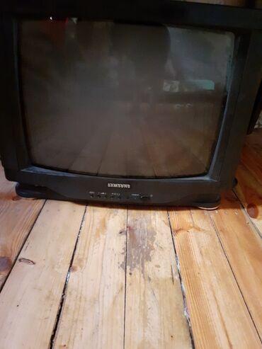 ТВ и видео в Азербайджан: Rengli televizordu krosnuyada qowulur yaxsi veziyyetdedir unvan