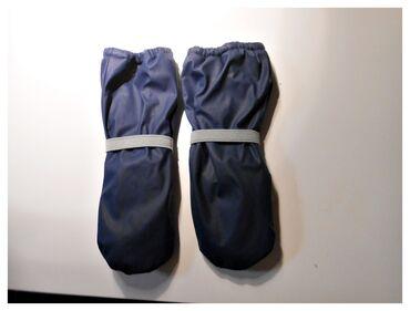 Rukavice nepromocive plave vel. 7-8 unutra postavljeno termo