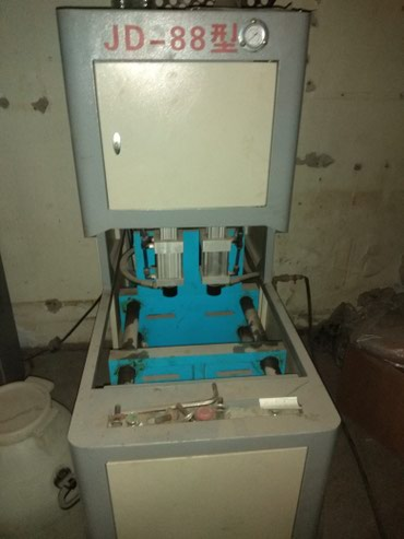 Оборудование по выдуву ПЭТ бутылок. Печь и выдув. в Бишкек