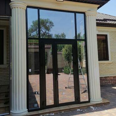 1083 объявлений: Алюминиевые окнаАлюминиевые витражиСовременное остекление дома