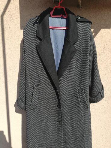 Reket - Srbija: Jako kvalitetan duzi kaput marke Odzaci (Made in Yugoslavia), bas je