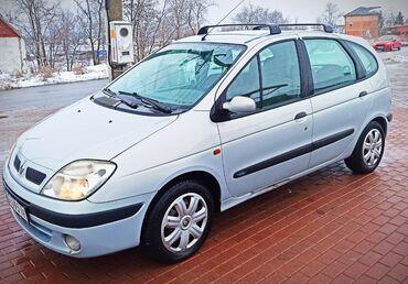 Torba pre meseca - Srbija: Renault Scenic 1.6 l. 2002 | 214000 km