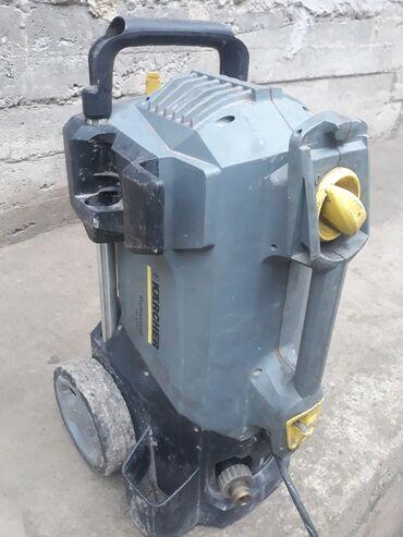 аппарат мойка в Кыргызстан: Karcher HD 5/15 c профессионал мойка аппарат сотилади полный комплект