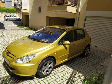 Peugeot 307 1.4 l. 2002 | 280000 km