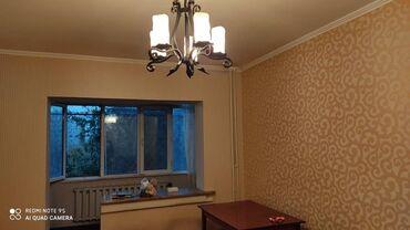 Продажа квартир - Бишкек: 106 серия, 3 комнаты, 62 кв. м Бронированные двери, Лифт, Без мебели