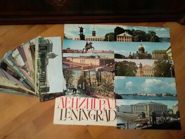 Советские открытки.Есть еще закладки для