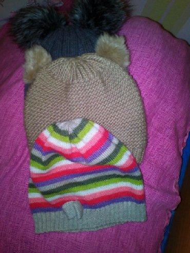 Ostala dečija odeća | Pozarevac: Tri kapice za devojcice samo 600 dinara