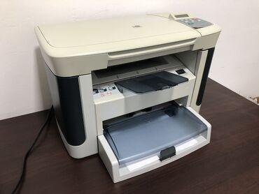 Принтер МФУ HP1120 3 в 1. Ксерокопия сканер печать. Все функции