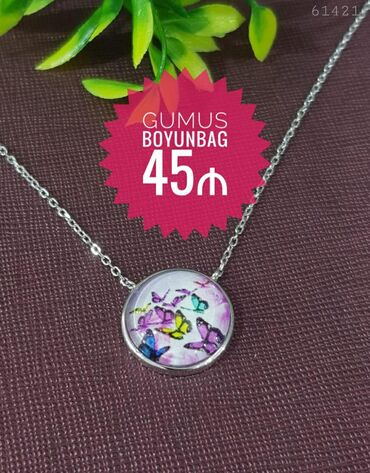 Zəncirlər - Azərbaycan: Gumus Boyunbag - 45 ₼🆆🅷🅰🆃🆂🅰🅿🅿 - #baku #azerbaijan #aztagram