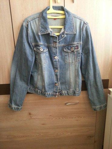 Ženska jakna od džinsa u odličnom stanju, kao nova. Veličina l, marka  - Vrsac