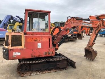 hitachi 320 gb в Кыргызстан: Продаётся Японский гусеничный мини эксковатор Hitachi