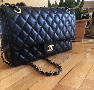 Çantalar Bakıda: Chanel A klass 60 manata alınıb təxmini 3-4 dəfə istifadə olunub