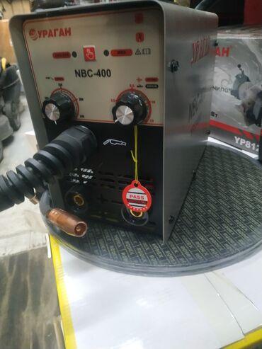 Инструменты - Кыргызстан: Полуавтомат без газа. 2 в одном. Ураган 400. Работает без газа.+ в