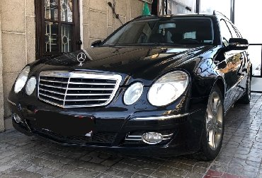 Mercedes-Benz в Кыргызстан: Mercedes-Benz E 280 2.8 л. 2009 | 160000 км
