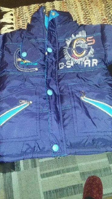 Dečije jakne i kaputi | Vranje: SNIZENO SA 1200 NA 900Prodajem zimsku jaknu za decake,samo oprana,dete