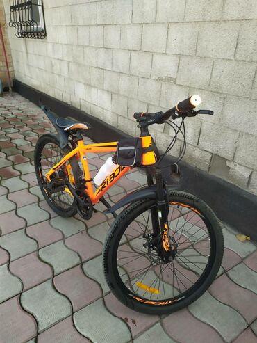 Продаю велосипед, состояние отличное, пользовались пару месяцев