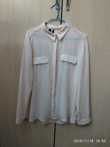 Шелковая турецкая блуза в Бишкек