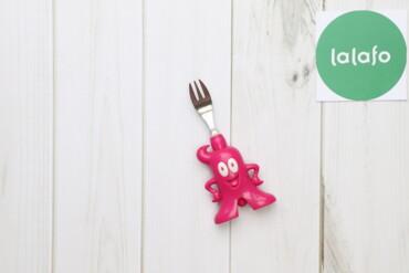 Другие товары для детей - Украина: Дитяча вилка із веселим восьминігом    Довжина: 15 см  Стан гарний