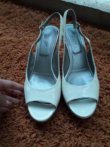 Sandale kožne made in Italy 38 broj - Kragujevac