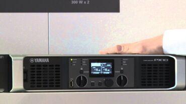 Yamaha px8 усилитель px8 усилители мощностиинтеллектуальная обработка