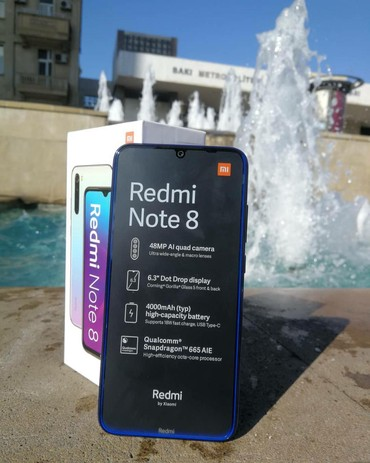 Xiaomi redmi note 4 2 16 gold - Azerbejdžan: Novo Xiaomi Xiaomi Mi 9T 64 GB crno