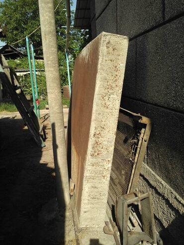 Корыто для замеса бетона. 3 стенки . размеры 2м Х 1.5м Х 0.2м металл