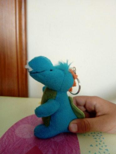 Privezak dinosaurus - Pozarevac
