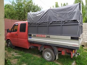 Такси грузоперевозки до 3тон в Бишкек