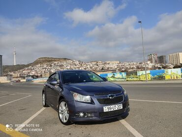 audi rs 7 4 tfsi - Azərbaycan: Chevrolet Cruze 1.4 l. 2013 | 85000 km