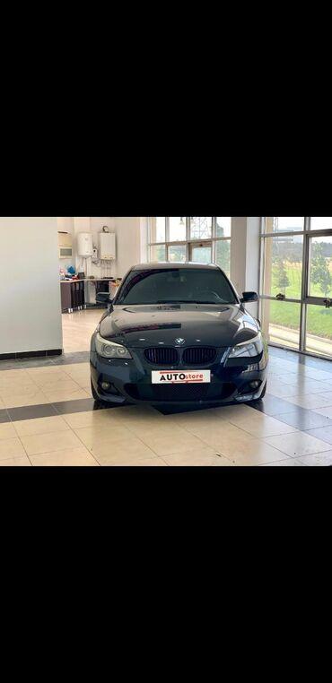 bmw-5-серия-525-mt - Azərbaycan: BMW 525 2.5 l. 2006 | 186000 km