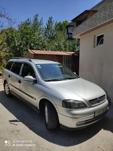 Opel Azərbaycanda: Opel Astra 1.6 l. 1998 | 240000 km