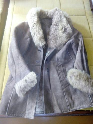 дублёнку женскую в Кыргызстан: Продаю дубленку женскую,размер 48,произ-ль Турция