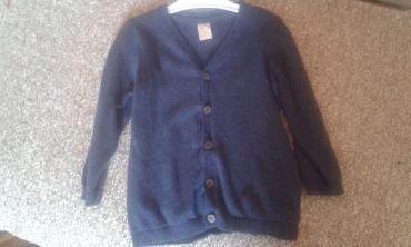 H&M džemper na dugmiće za dečake, veličina 92! U odličnom - Ruma