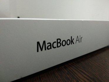 """Продаю macbook air 13"""". Модель a1466. 2013 года. Состояние идеальное.  в Бишкек"""