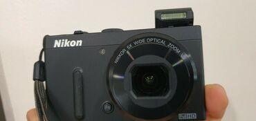 nikon d90 - Azərbaycan: Nikon COOLPIX P330 12.2MP Digital Camera - Black +32gb giftNikon P330