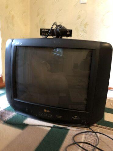 Продам рабочий телевизор с санарипом