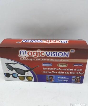 Magic vision Magicne naocare 3/1 Novo