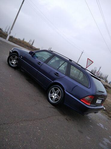 Mercedes-Benz C 180 1.8 l. 1997