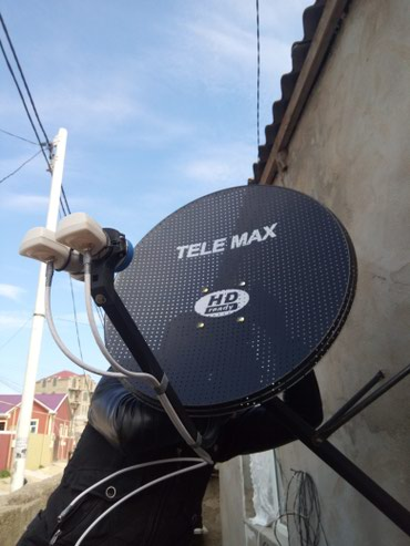 Bakı şəhərində Krosna krosnu peyk antena şifarişi