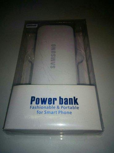 Samsung power bank.. Nov u svom pakovanju. 37000mah u nisu licno drugi - Beograd - slika 2